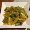 小松菜のチョレギ