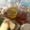 gingerシロップとgingerオイル