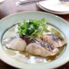白身魚のレンジ蒸し-香港style