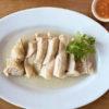 鶏肉のナムプラー煮