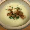 パルマンティエール(ジャガイモの温かいスープ)