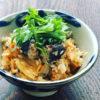 サバとキムチの炊き込みご飯