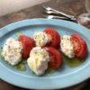 トマトとヨーグルトのサラダ