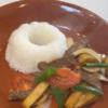 ペルー風の牛肉とポテトの炒め物(ロモサルタード)