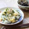 わかめと卵のちらし寿司