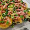 葱香煎小土豆
