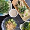 野菜の塩麹ナムル
