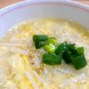 長芋ときのこのふんわりほっこりスープ