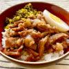 台湾ごはんルーロー飯