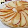 ぱっと花咲く簡単♪アップルケーキ