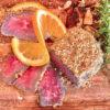 シチリア風牛肉のたたき