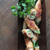 オクラと梅干しの豚肉巻き