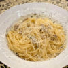 ゴルゴンゾーラのスパゲティ