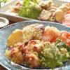 米粉でサックサク天ぷら