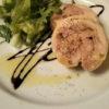 鶏モモ肉のガランティーヌ