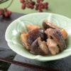 干し椎茸の煮物