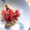 トマトと鯛のソテー