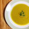 かぼちゃのココナツカレースープ