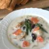 するりん白花の西京スープ