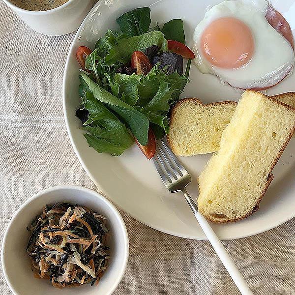 ひじきと野菜のごまドレサラダ