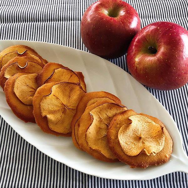 りんごのラングドシャ