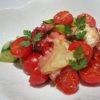 簡単!蛸とキュウリとプチトマトのサラダ