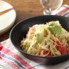 切干大根のおつまみサラダ
