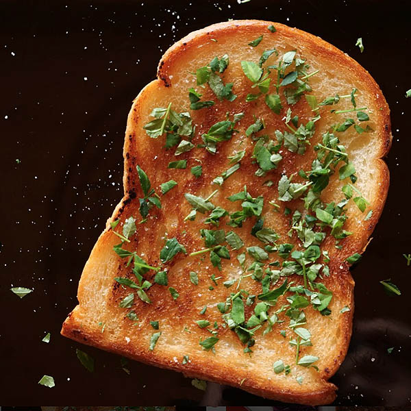 木の芽バタートースト