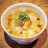 昆布の清湯 (簡単バージョン)で作るスープごはん