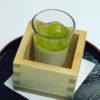 日本酒のブランマンジェ