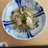 牡蠣の含め煮