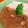 ツナとコンビーフと納豆の和風カレー