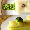 ブロッコリーと長芋