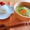 春野菜の重ね煮お味噌汁