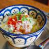 クミン風味のヨーグルトサラダ