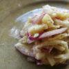 アルザス風チーズのサラダ