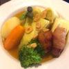 彩り野菜の蒸し煮
