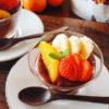 フルーツチョコムース