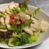 しっとり鶏ムネ肉のサラダ