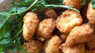 豆腐ナゲット