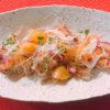 高野豆腐のエスカベッシュ