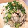 焼き鯖チラシ寿司