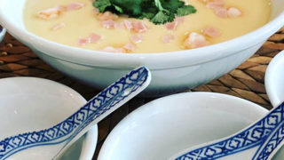 中華風茶碗蒸
