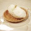 メレンゲのアイスクリーム
