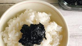 自家製海苔の佃煮