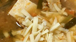 ある物で作る簡単純豆腐