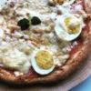 家族で作ろうピザ