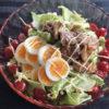 チキンと野菜のパワーサラダ