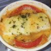とうふのチーズ焼き